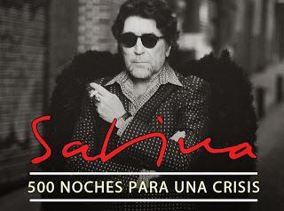 Joaquín Sabina actuará en Madrid y Barcelona en diciembre