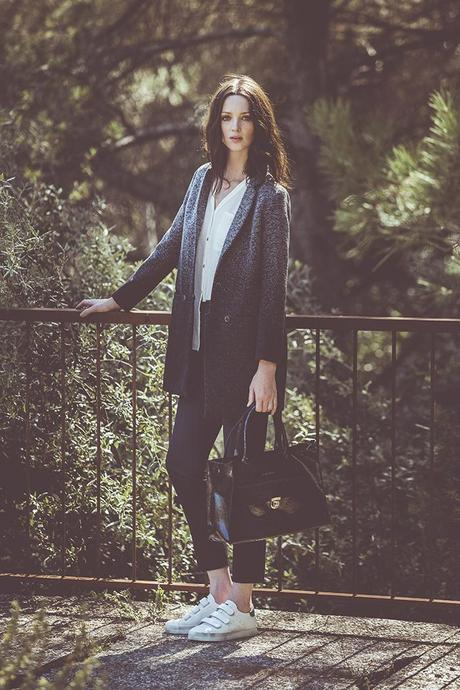barbara crespo hake new collection autumn winter 2014 cookbook fashion blogger outfits blog de moda