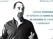 Entrevista Iván Rodríguez Córcoles, profesor especialista calzado