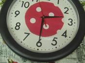 Diy: reloj cocina frugal