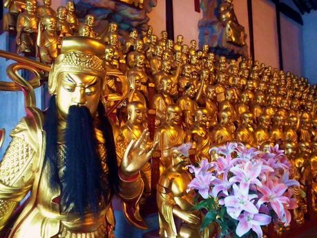 Templo de Longhua, Shanghai