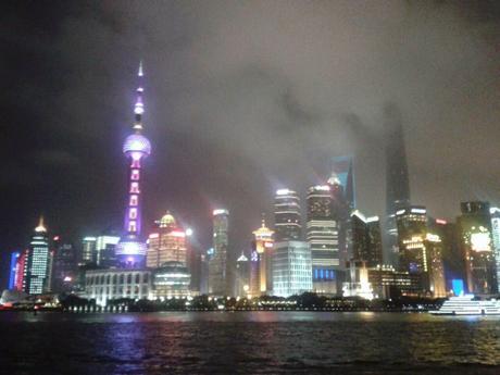 Skyline Shanghai, (Pudong)