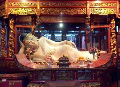 Buda de Jade. Templo de Buda de Jade Shanghai