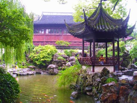 Jardín de Yuyuan Shanghai