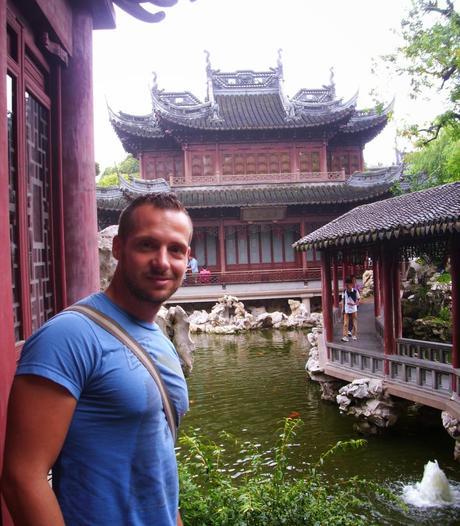 Jardín de Yuyuan, Shanghai