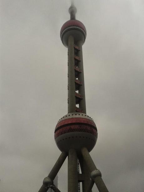 China Parte II: Viaje a Shanghai