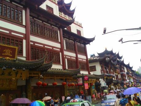 Zona histórica de Yuyuan, Shanghai