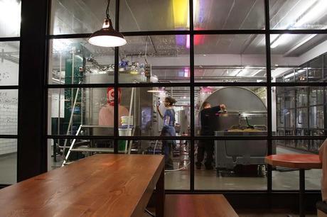 Coworking cervecero