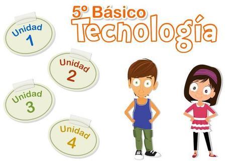 Libro digital de tecnología 5to grado