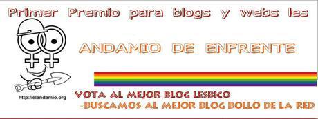 Los blogs nominados al mejor site bollo de la red son...