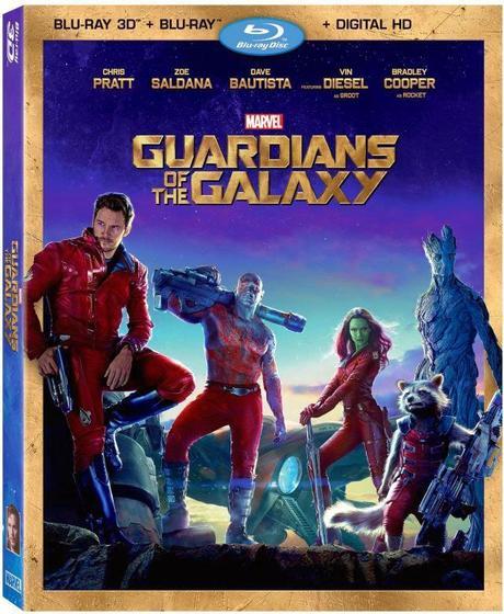 El Blu-Ray De Guardians Of The Galaxy Traerá Una Gran Sorpresa