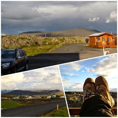 Alojamientos en Islandia
