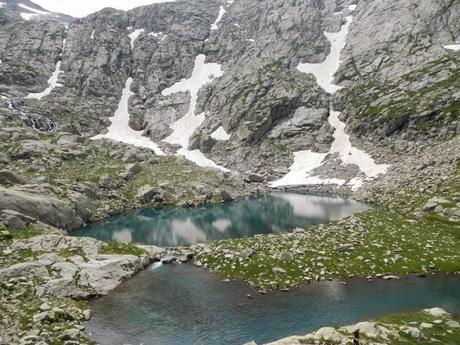 De la Besurta a los ibones de Escaleta (pirineo aragonés)