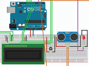 Arduino tutorial parte sensor Ultrasonidos