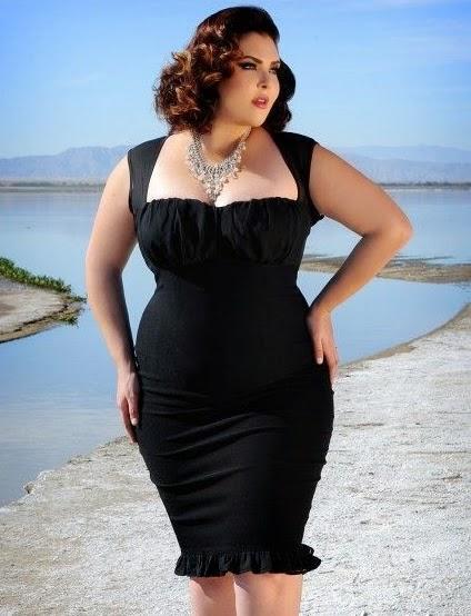 Madura gordibuena en vestido negro que culote ii - 4 2
