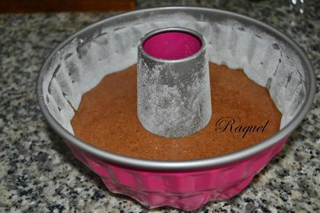 Bizcocho Ferrero Rocher