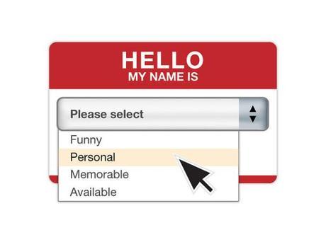 como elegir el nombre para un dominio