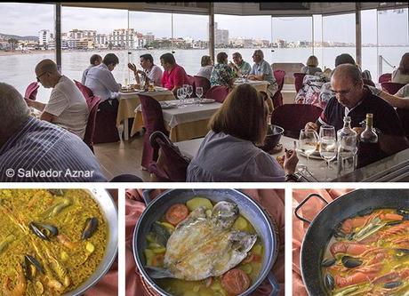 Restaurante Roca-Mar en Peñíscola