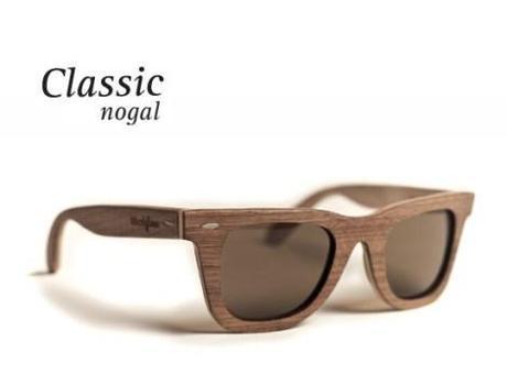 Gafas Palens classic Nogal.
