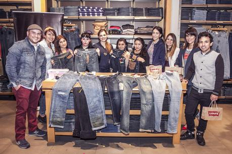 Evento Levis Pernaliza tus Jeans 6