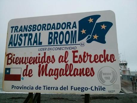 Bienvenidos al Estrecho de Magallanes