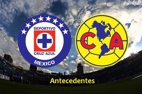 Trasmision en vivo Cruz Azul vs América Jornada 12 Apertura 2014 Futbol Mexicano