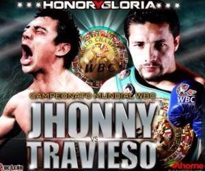 Jhonny González vs Jorge Arce en Vivo, Boxeo Online