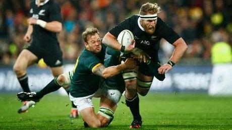 Sudáfrica-All Blacks