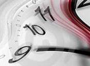 Confirman tiempo lento reloj movimiento
