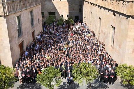 Eventos: Escocia, Catalunya y, ¡cómo no!, España