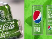 """Coca Cola Pepsi lanzan """"greeen cola"""""""