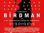 """Primeros clips v.o. """"birdman"""""""