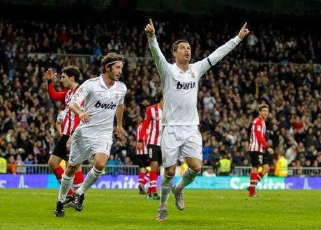 Real Madrid-Athletic Club de Bilbao