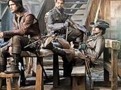 Crítica Musketeers: Otra adaptación novela Alejandro Dumas entretenida pero poco efectiva