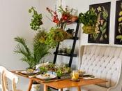 Office encanto.Botanical Inspiration