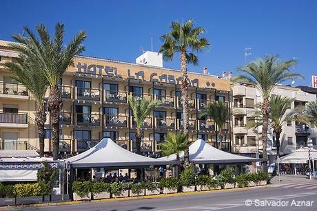 Press trip pe scola paperblog for Hotel playa peniscola