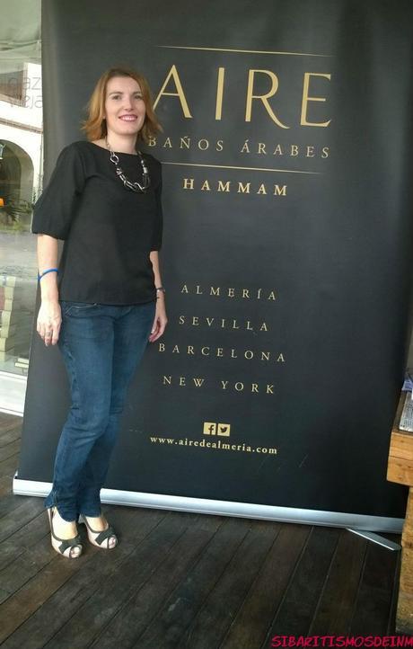 Quedada blogger en ba os arabes aire de almeria y - Banos aire almeria ...
