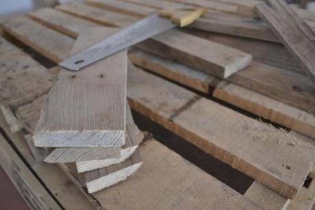 Diy c mo hacer una caja de madera con palets paperblog - Que hacer con los palets ...