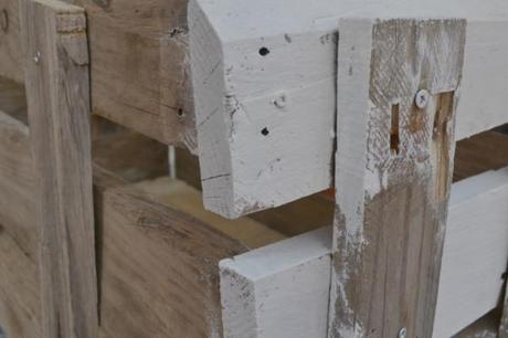 Diy c mo hacer una caja de madera con palets paperblog - Hacer una caja de madera ...