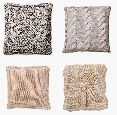 Cojines de lana diy con patr n paperblog - Cojines de lana ...