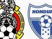Fecha horario México Honduras amistoso octubre
