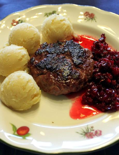 Hamburguesa de kobe al estilo sami