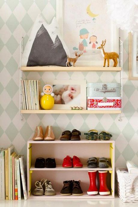 Ideas Deco Como Tener Tus Zapatos En Orden Ideas Deco Como Tener Tus Zapatos En