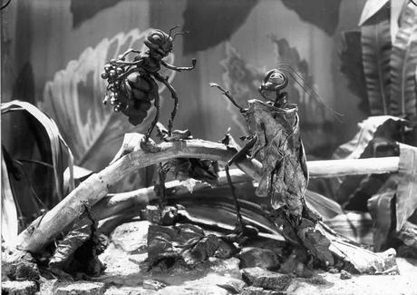 Visiones fantásticas de Starewitch, Švankmajer y los Hermanos Quay. Monstruos animados.