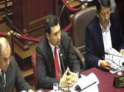 Congreso República: JAVIER ALVARADO SUSTENTA PROYECTO PRESUPUESTO 2015
