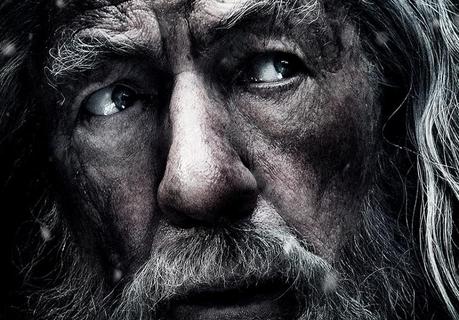Nuevo Póster De Gandalf Para The Hobbit: The Battle of the Five Armies