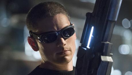 Primeras Imágenes Oficiales De Captain Cold En The Flash