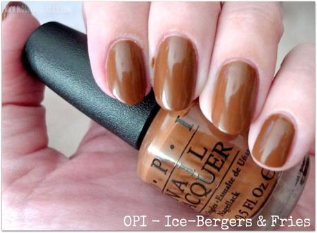 Ice-Bergers & Fries  - OPI