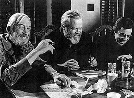 Huston-Welles -Bogdanovich