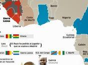 ébola toca Liga